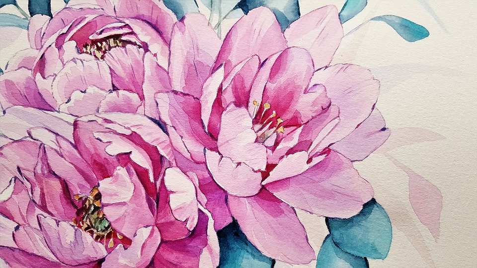Famous People Stories with Peonies